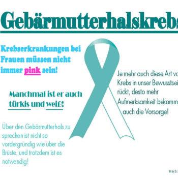 Text ueber Gebaaermutterhalskrebs